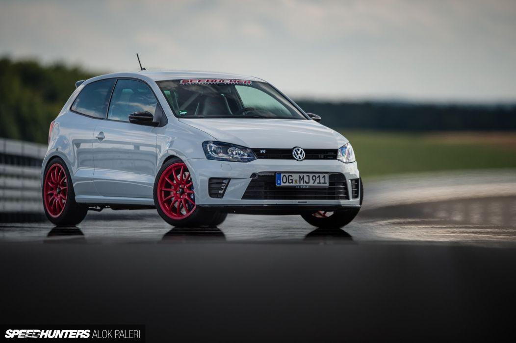 Polo R V-W WRC volkswagon tuning polo-r wallpaper