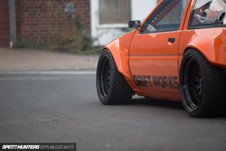 Toyota AE86 race racing drift tuning wallpaper