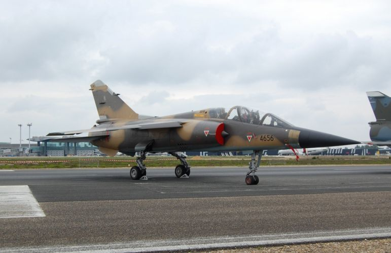 aircraft army attack Fighter french jet Military Dassault Mirage F1 wallpaper