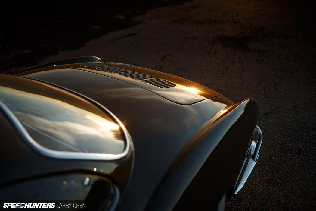 Karmann Ghia Volkswagen V-W lowrider socal tuning wallpaper