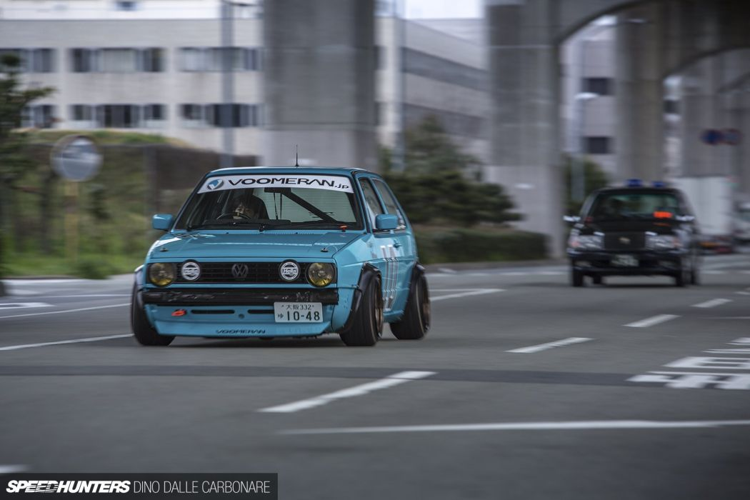 Volkswagen Golf Mk2 tuning race racing wallpaper