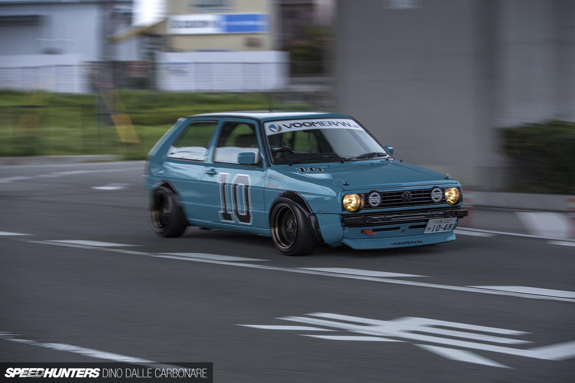 Mk Gti Race Car