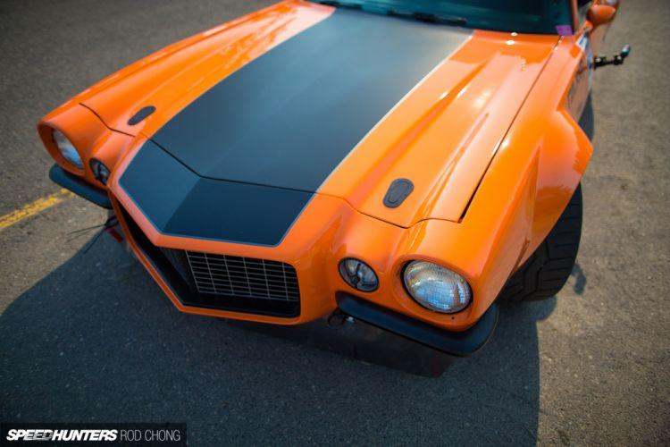 1973 Chevrolet Camaro Z28 race racing muscle classic scca wallpaper