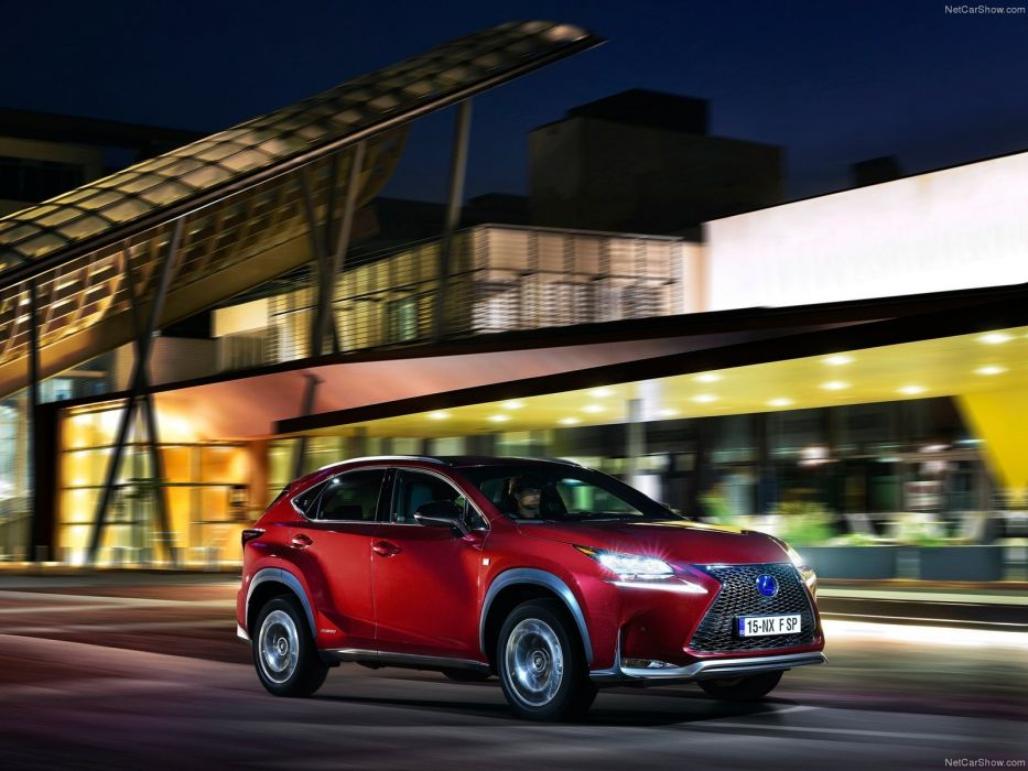 2015 awd Lexus-nx suv wallpaper