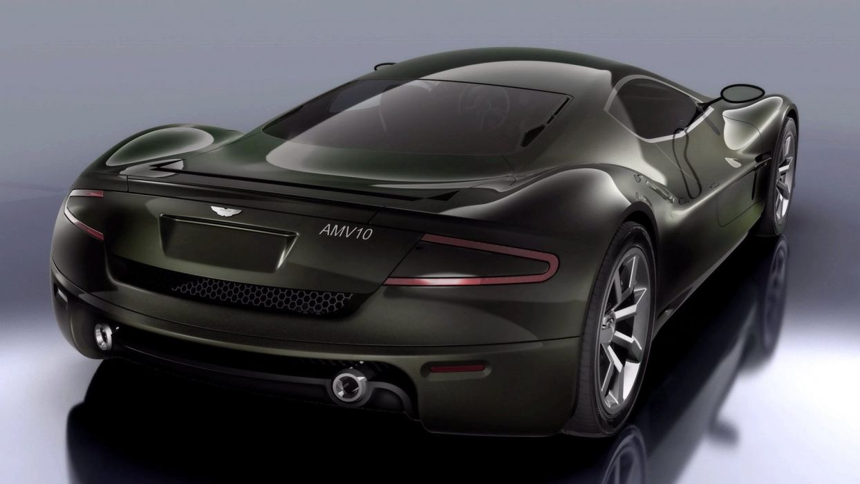 Aston Martin AMV10 wallpaper
