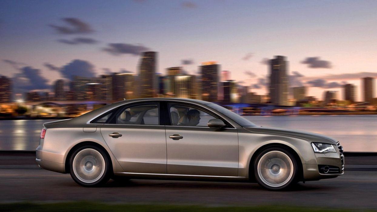 Audi A8 FSI wallpaper