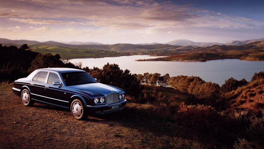 Bentley Arnage Diamond Series wallpaper