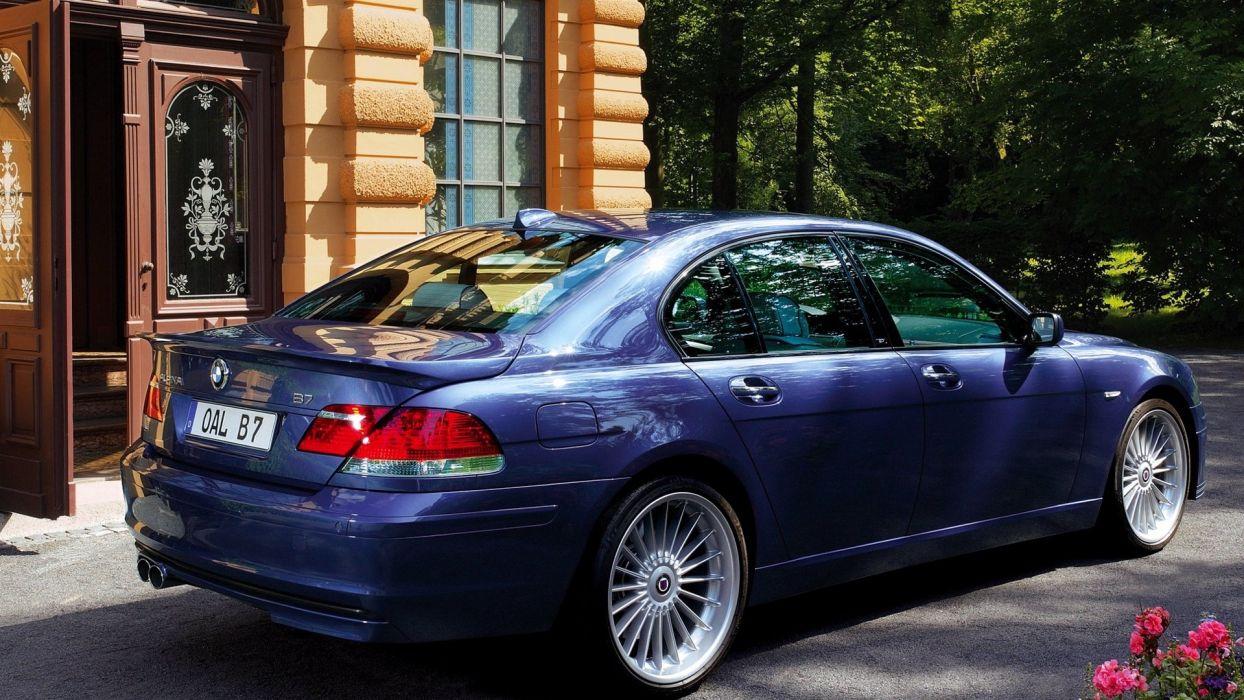 BMW ALPINE B7 wallpaper