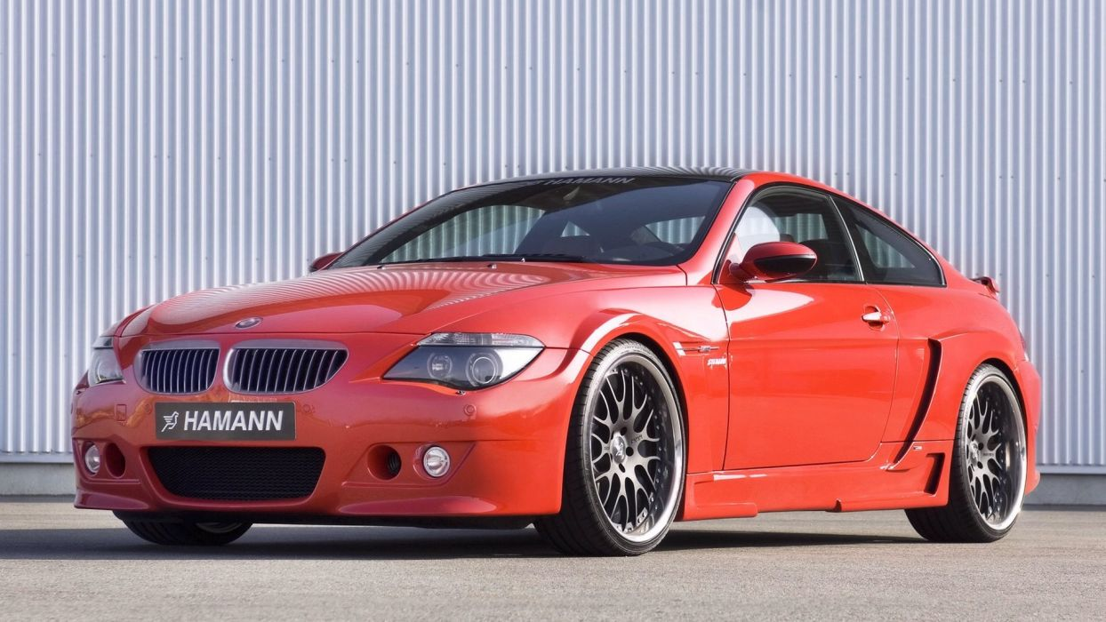 BMW M6 Hamann wallpaper