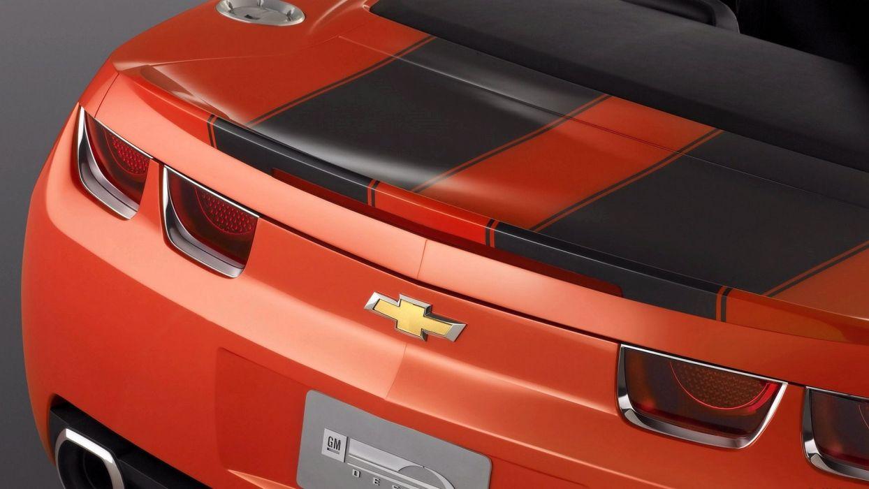 Chevrolet Camaro Concept wallpaper