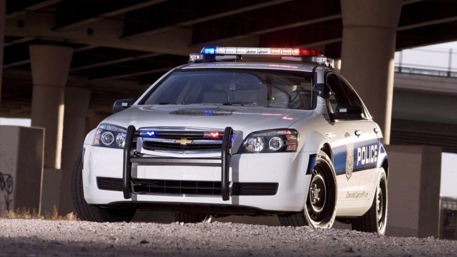 Chevrolet Caprice Police Car wallpaper