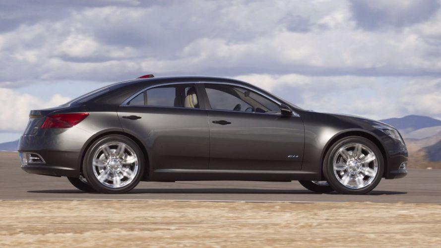Chrysler 200C EV Concept wallpaper