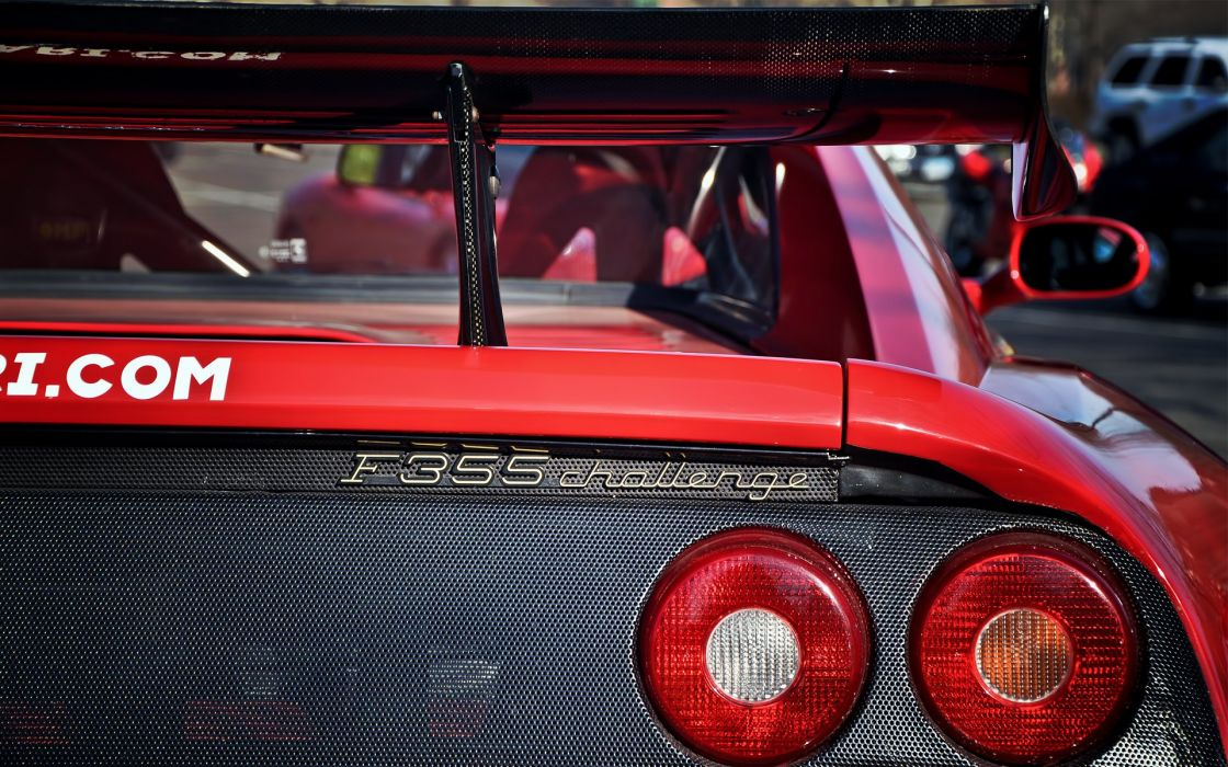 Ferrari F355 Challenge wallpaper