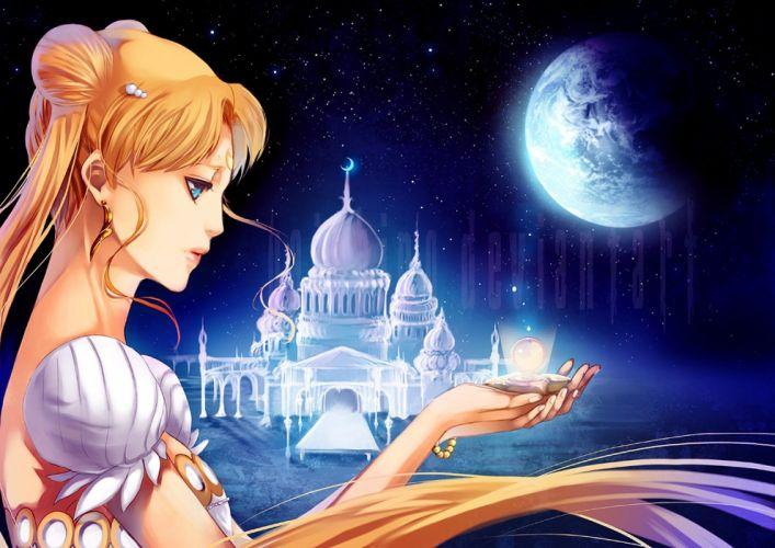 Princess Serenity Talisman moon kingdom wallpaper