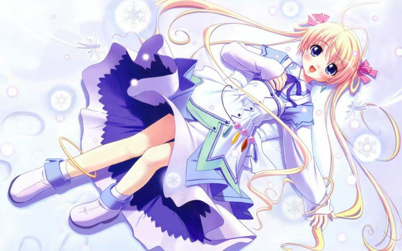 anime girl beautiful beauty girls colors happy lovely wallpaper