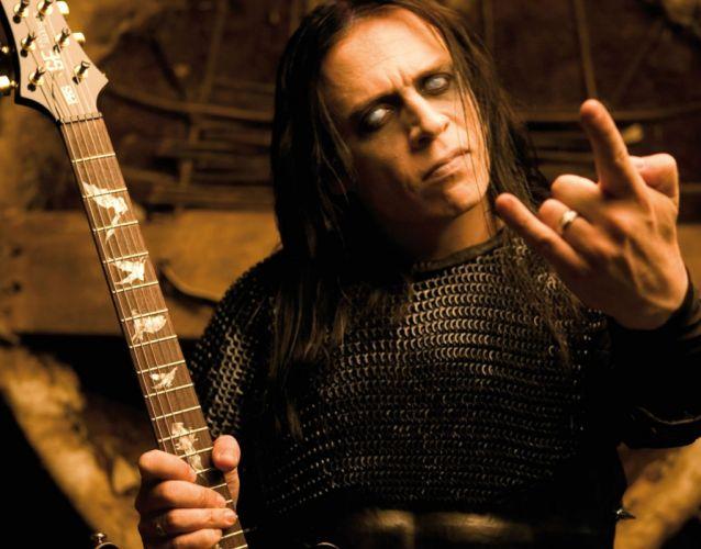 CRADLE OF FILTH gothic metal heavy extreme symphonic black dark guitar wallpaper