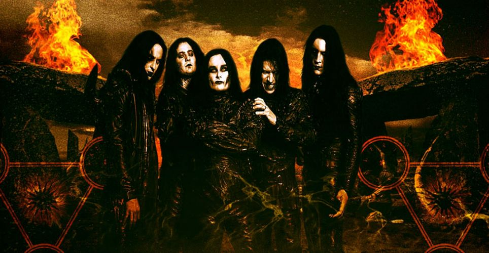 CRADLE OF FILTH gothic metal heavy extreme symphonic black dark wallpaper