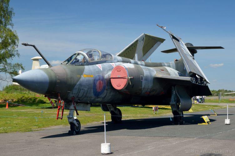 1962 Blackburn Buccaneer-s2b Royal-Navy aircrafts jet United Kingdom attack wallpaper