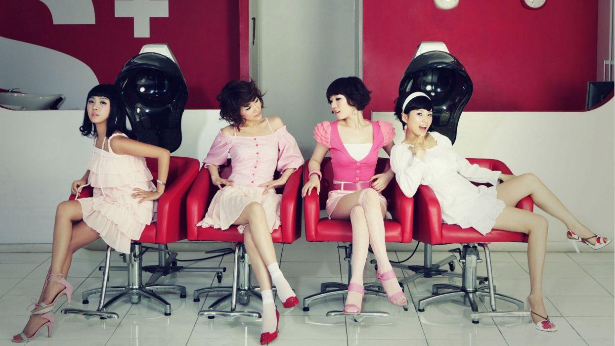 BROWN EYED GIRLS kpop dance pop k-pop r-b electro electronic wallpaper
