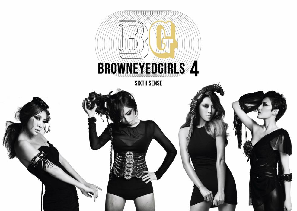 BROWN EYED GIRLS kpop dance pop k-pop r-b electro electronic wallpaper