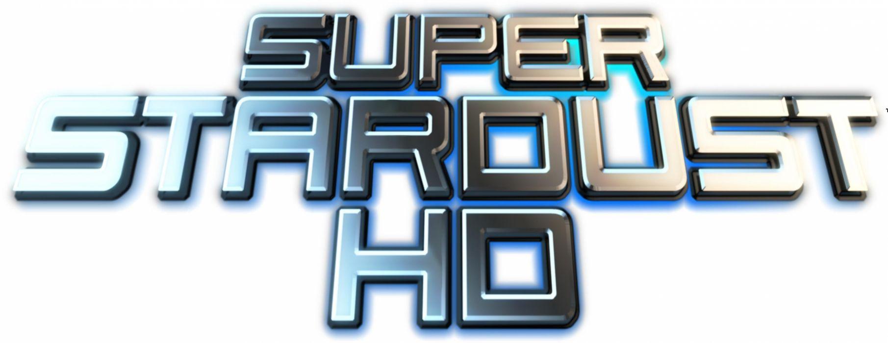 SUPER STARDUST shooter sci-fi action futuristic wallpaper