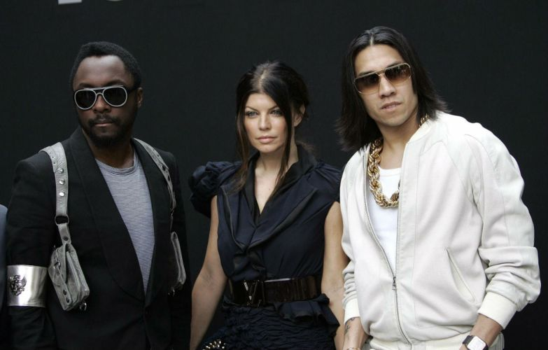 BLACK EYED PEAS hip hop r-b edm electro house fergie wallpaper