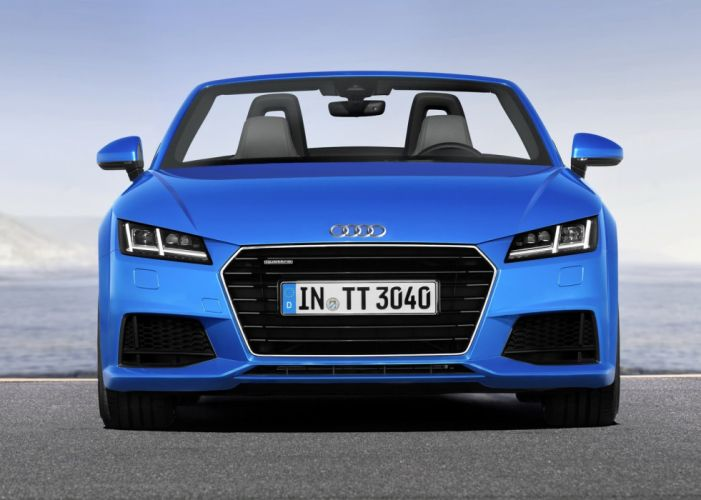 2015 Audi -TT TTS-Roadster wallpaper