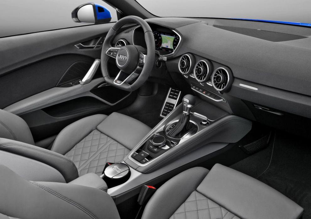 2015 Audi -TT TTS-Roadster wallpaper