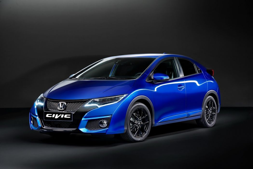Facelifted 2015 Honda Civic New Type-R wallpaper