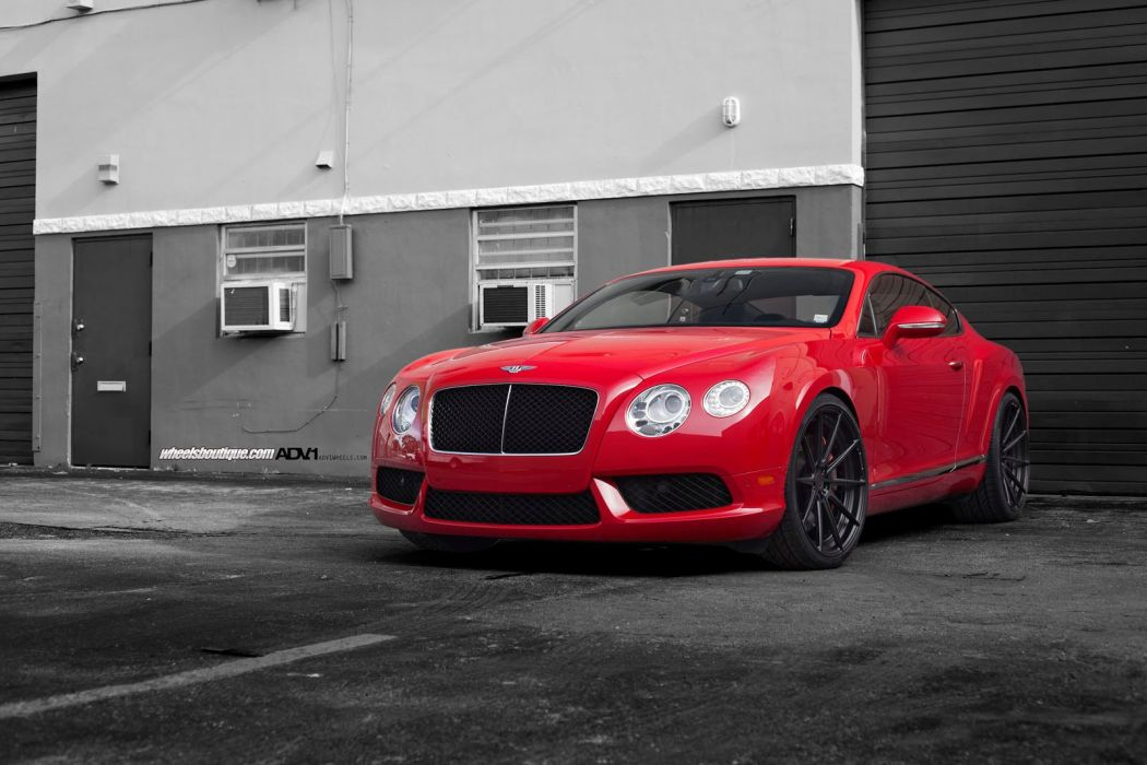 adv1 wheels BENTLEY CONTINENTAL-GT tuning wallpaper