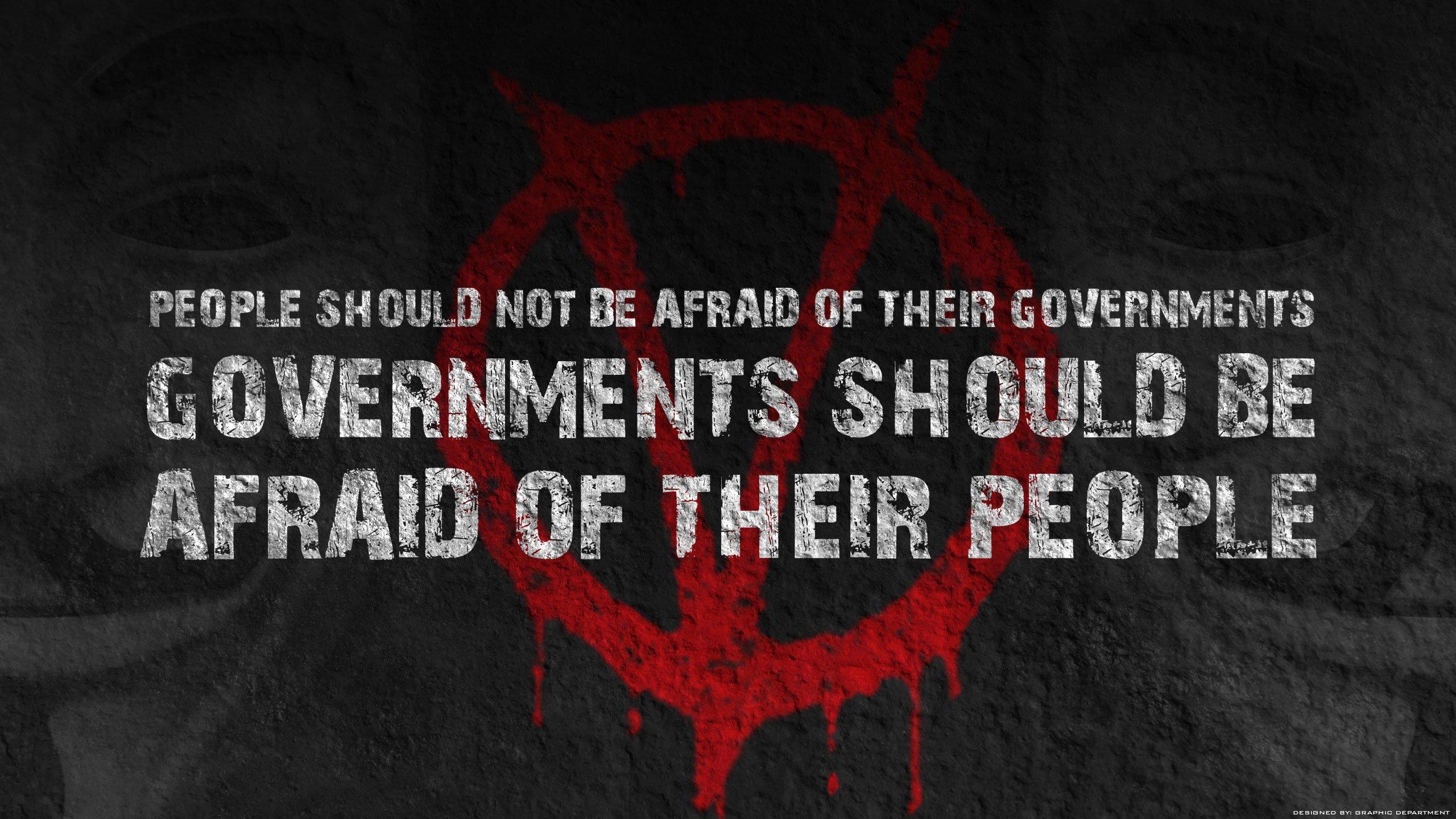 Anonymous Mask Sadic Dark Anarchy Hacker Hacking Vendetta Wallpaper 2560x1440 455564 Wallpaperup