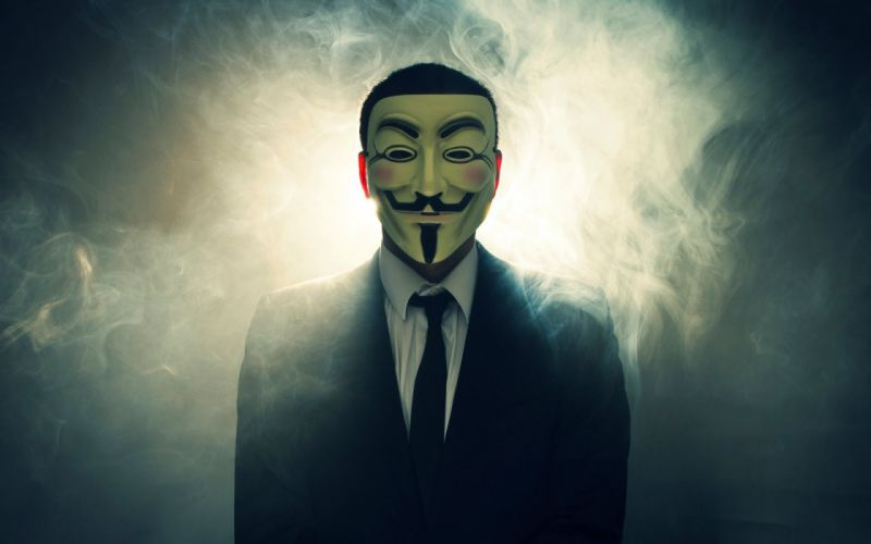 anonymous mask sadic dark anarchy hacker hacking vendetta wallpaper