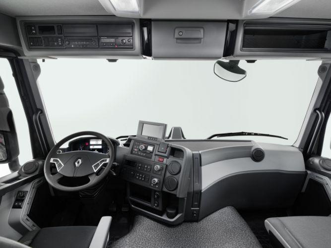 2013 Renault C 520 6x4 semi tractor wallpaper