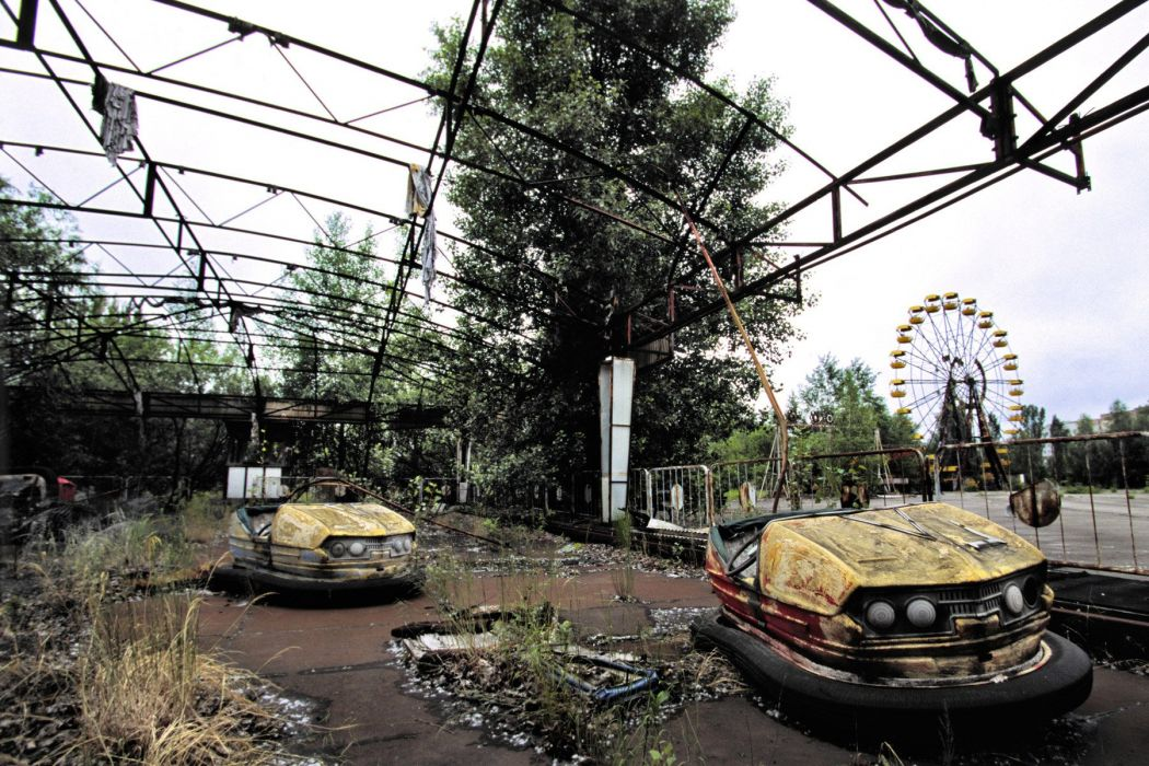 Pripyat The Ghost Town Ukraine Chernobyl Wallpaper 1800x1200 455678 Wallpaperup