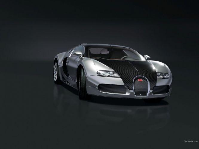 Bugatti Veyron V6 wallpaper