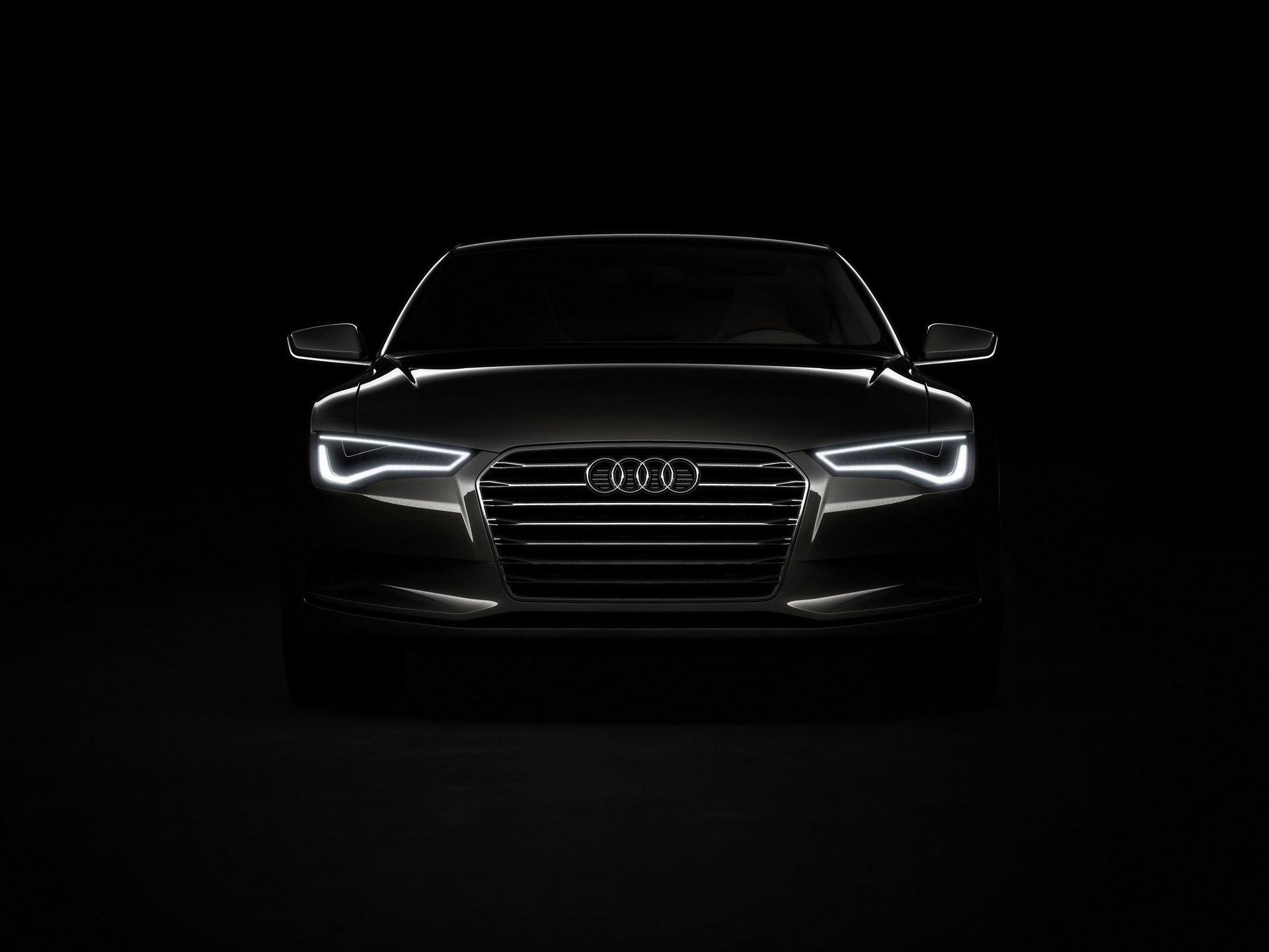 Audi R8 Front Black wallpaper | 1920x1440 | 455696 ...