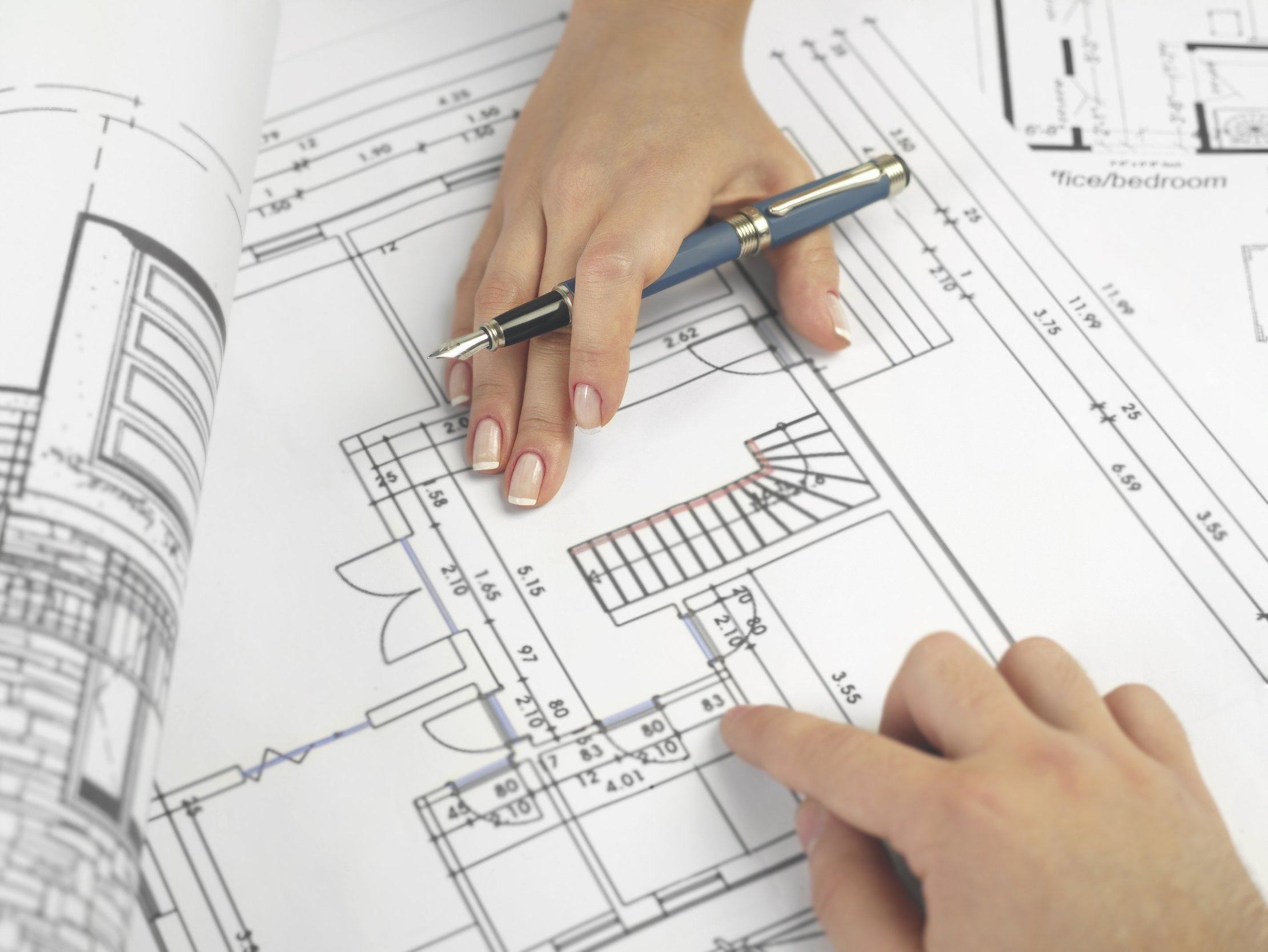 Architecture Design Wallpaper Construction Work Building Job
