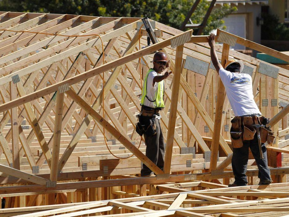 construction work building job profession architecture design wallpaper