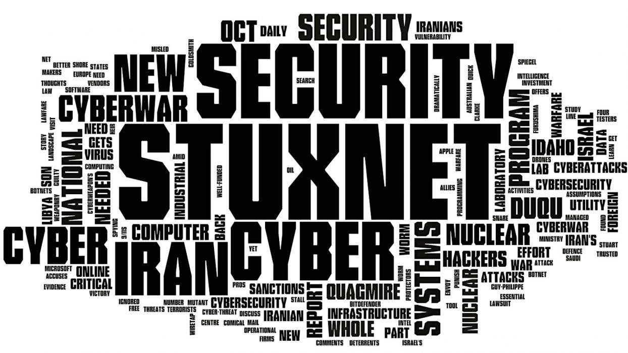 STUXNET virus iran nuclear computer political anarchy windows microsoft cyber hacker hacking wallpaper