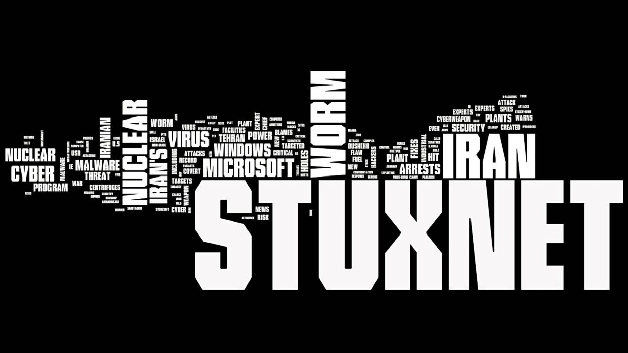 STUXNET virus iran nuclear computer political anarchy windows microsoft cyber hacker hacking wallpaper
