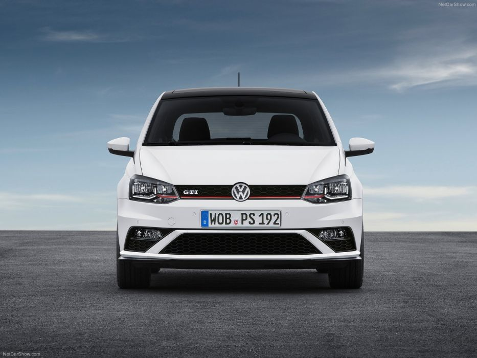 Volkswagen Polo-GTI 2015 cars wallpaper