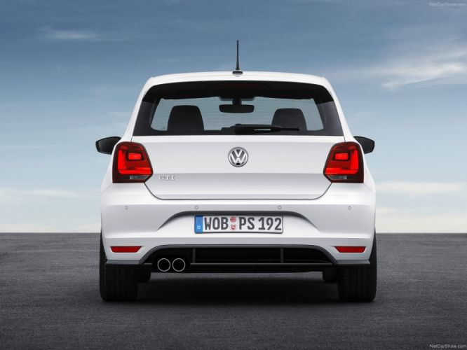 Volkswagen Polo-GTI 2015 cars wallpaper
