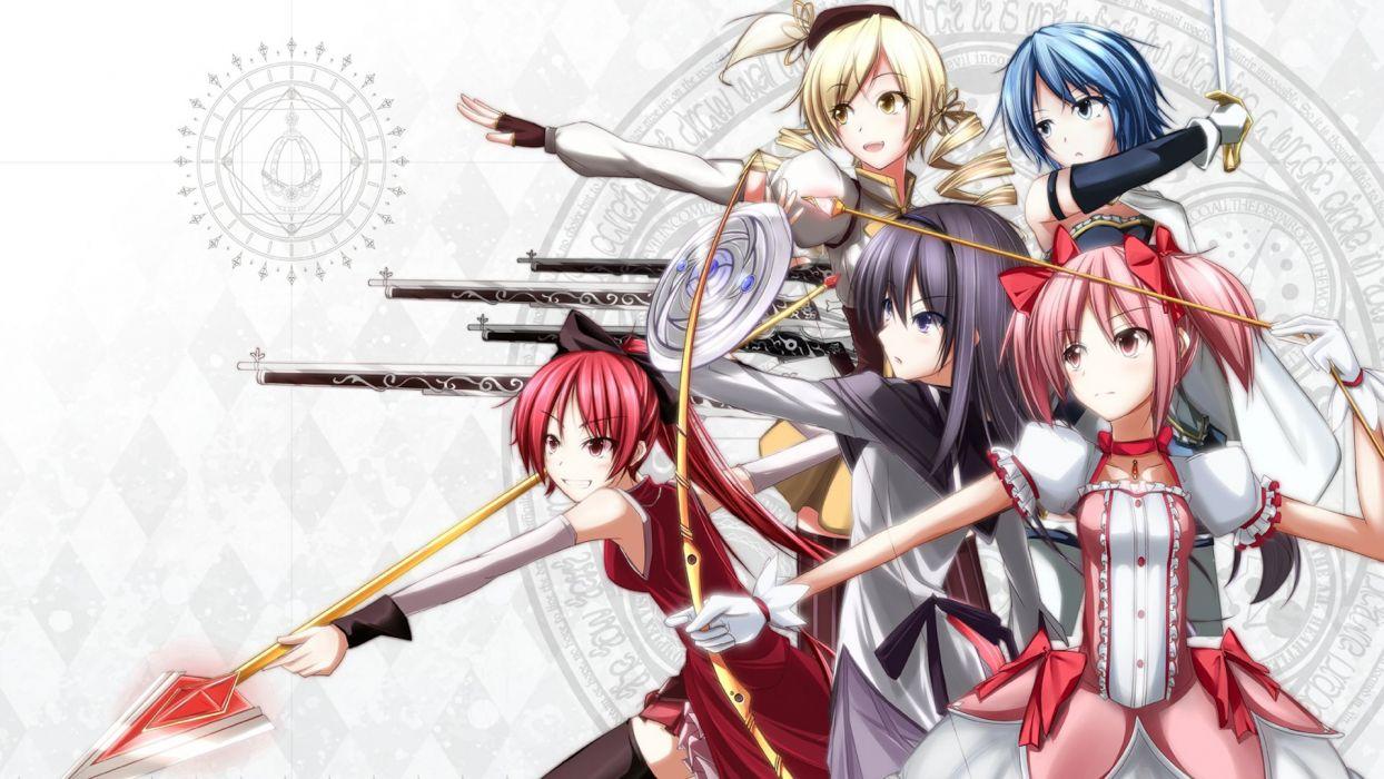 anime girl beautiful girls happy lovely beauty cute wallpaper