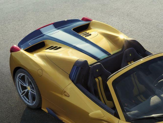 2015 Ferrari 458 Speciale Aperta spider supercars cars wallpaper