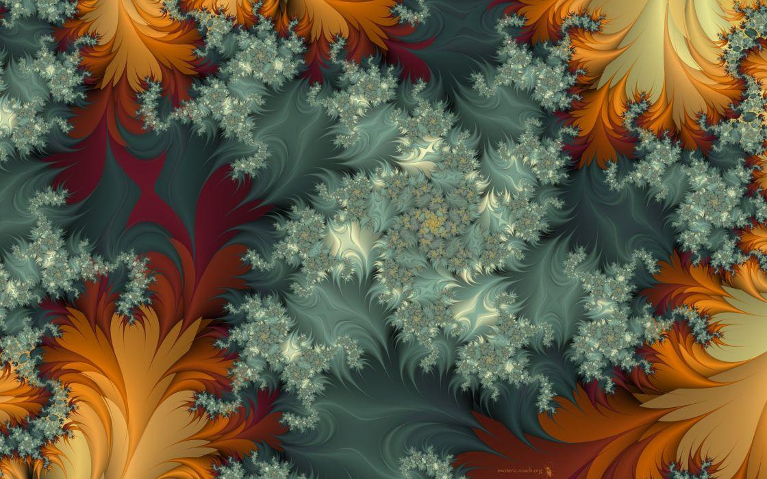 Art Fractal Abstract wallpaper