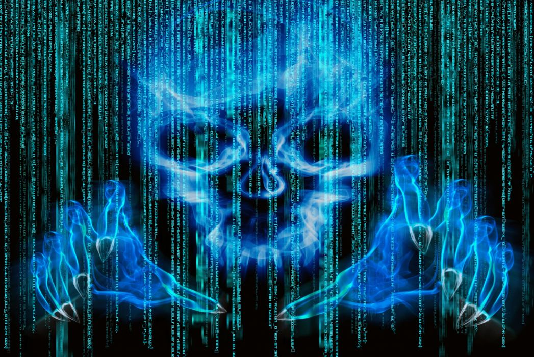 anarchy computer cyber hacker hacking virus dark sadic internet wallpaper