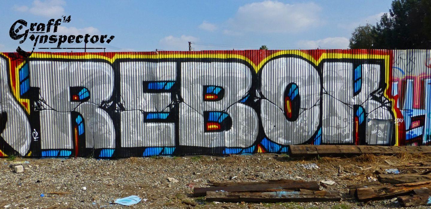 angeles art buildings california cities City colors graff Graffiti illegal los pacific street wall wallpaper