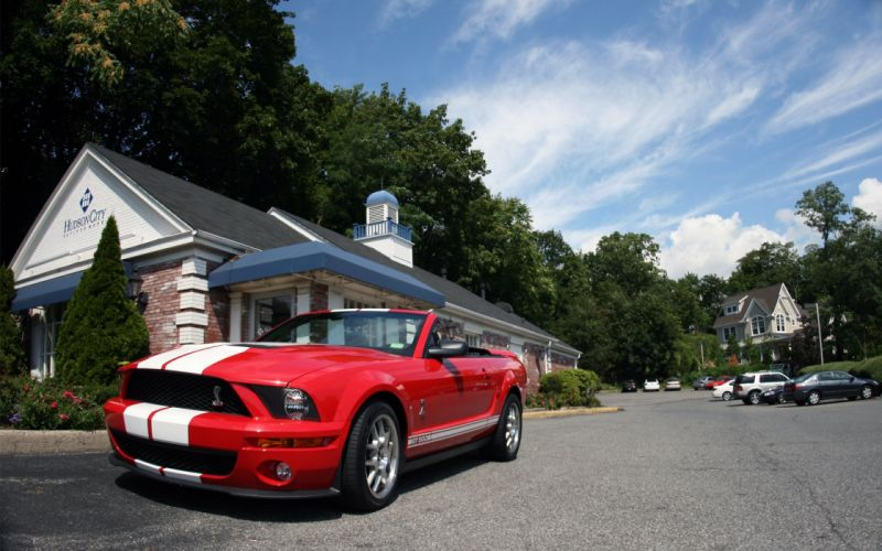 Ford Shelby GT500 Convertible wallpaper