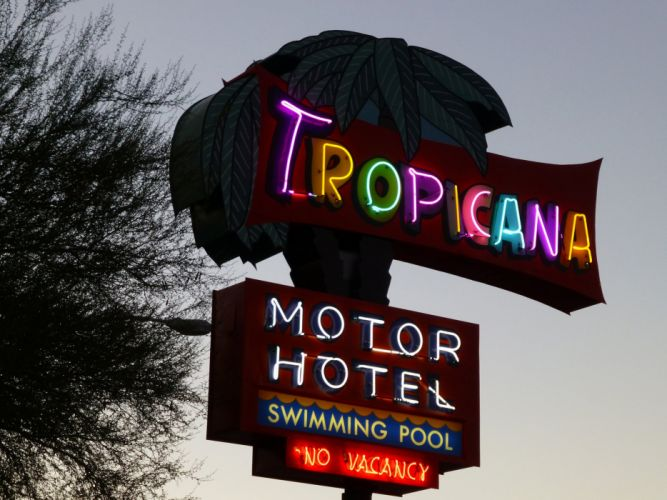 SIGNE Neon Lights HOTEL vacancy restaurant club motel night casino diner enseigne food cities bulding street wallpaper