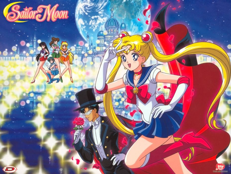 sailor moon light characters Moon Kingdom wallpaper